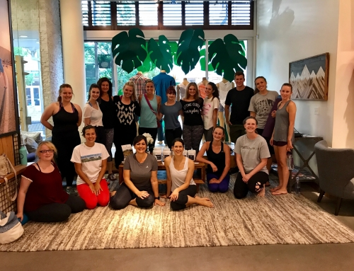 Barre Series with StapletOM at PrAna Denver